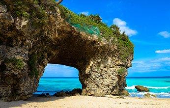 「砂山ビーチ」参考写真