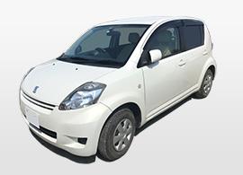 トヨタ-パッソ画像