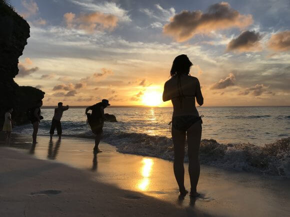 「砂山ビーチ」画像